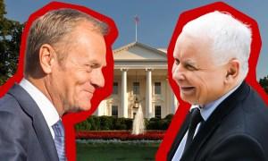 PO-PiS, czyli pozorowana wojna podauspicjami Waszyngtonu