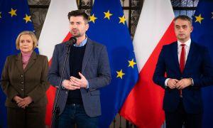 Lewica: premier Morawiecki postanowił w Parlamencie Europejskim pokłócić się ze wszystkimi
