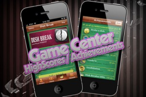 Dish Break by SpinFall screenshot