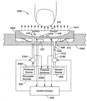Apple Patent: Tiny Keyboards That Type For You