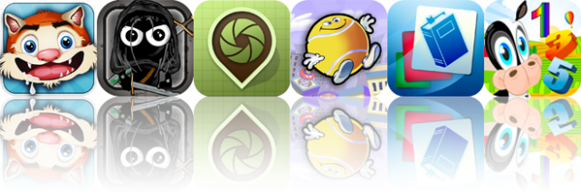 iOS Apps Gone Free: Fatcat Rush, Bug Heroes Quest, Stashpix, And More