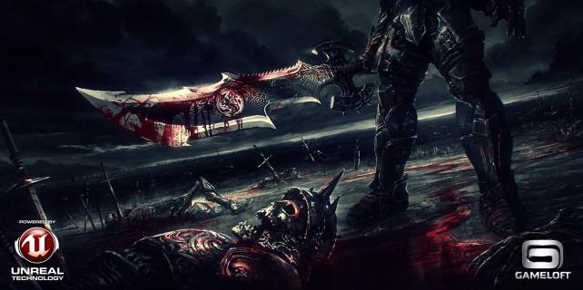 Tráiler de Primera juego Unreal de Gameloft, Wild Blood va en directo