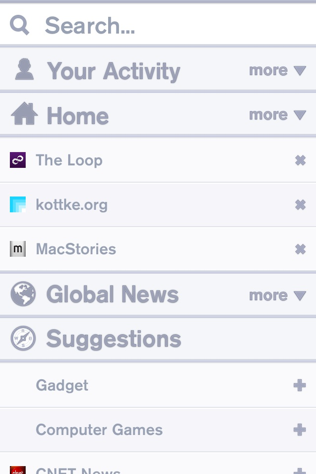 How About A Pandora For Your News? Prismatic Delivers