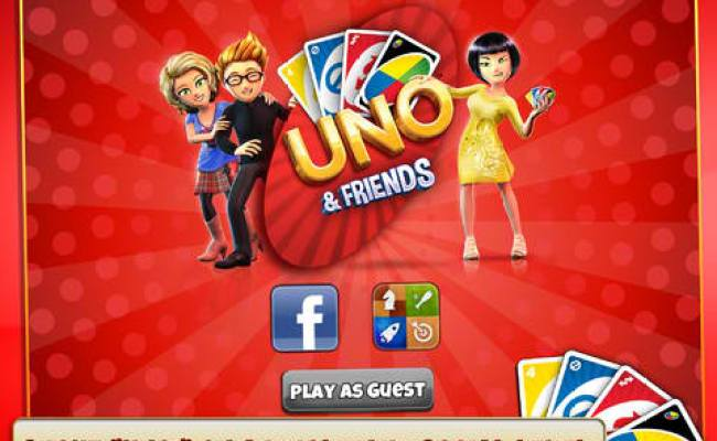 Uno Friends Lets You Play The Classic Card Game With