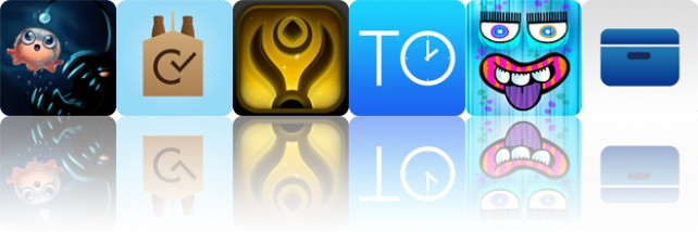Todays apps gone free: Jelly Reef, Craft Check, Pursuit of Light and more