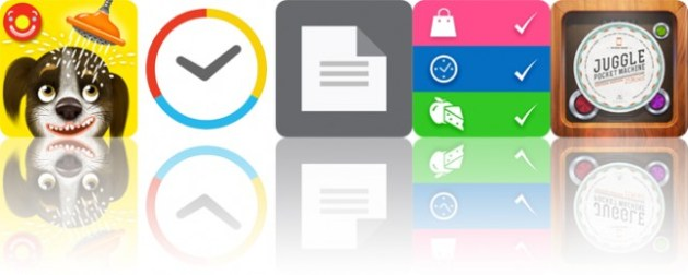 Todays apps gone free: Pepi Bath 2, Kiwake Alarm Clock, TextCenter and more