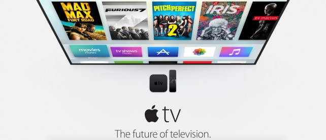 Cupertino opens up app submissions for the new Apple TV