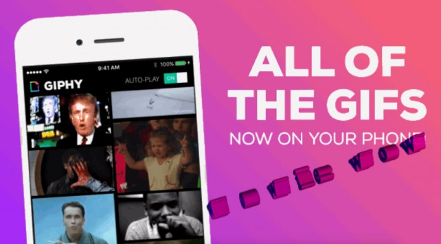A new Giphy update makes it easier to share fun GIFs with everyone