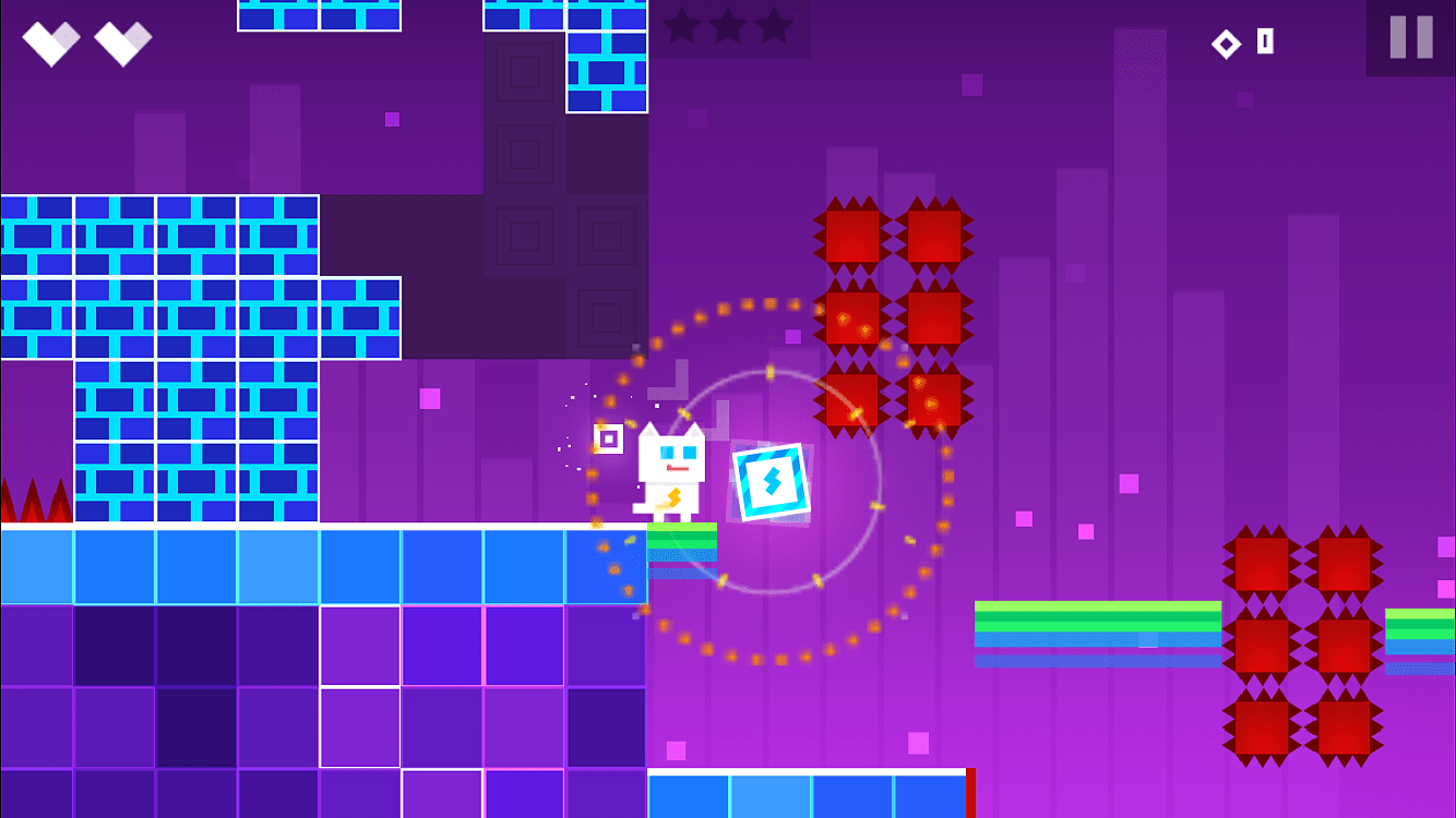 Super Phantom Cat Is A Retro Style Puzzle Platformer Coming Soon To IOS