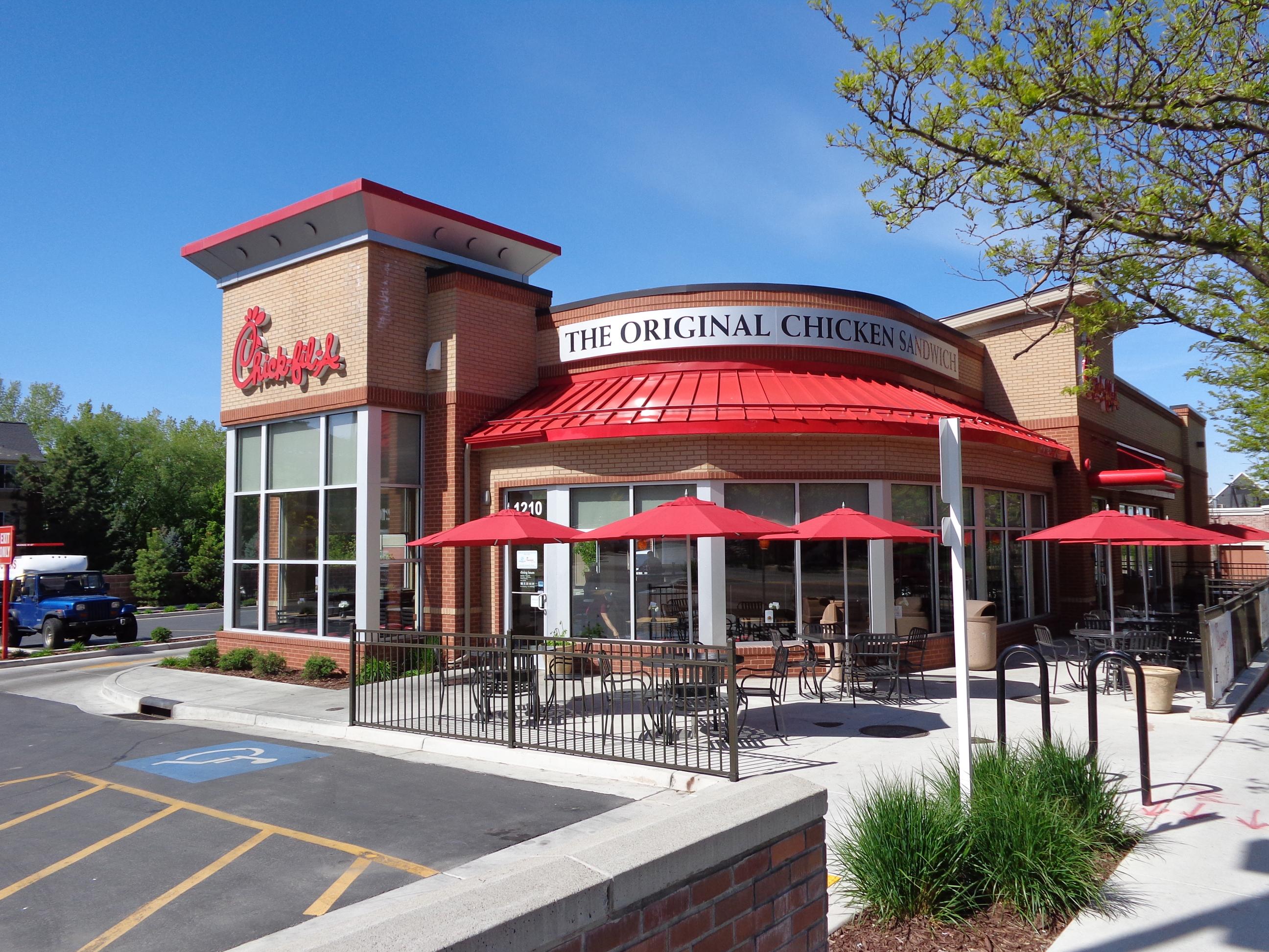 Fast Food Restaurants Take Apple Pay