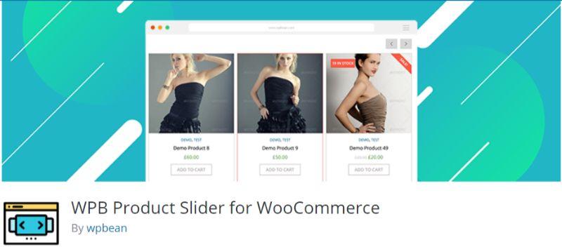 WPB Product Slider for WooCommerce