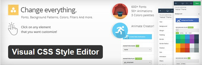 Top 5 Free WordPress CSS Plugins for Live Editing Your Site
