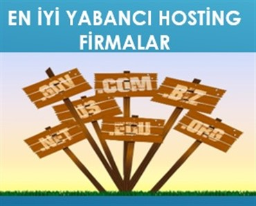 en iyi yabancı hosting