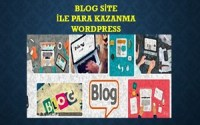 blog site ile para kazanma