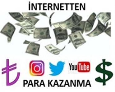 internetten para kazanma