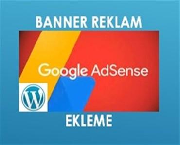 Wordpress Reklam Ekleme