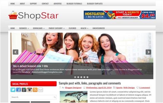 SHOP STAR