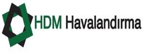 hdmhavalandırma logo
