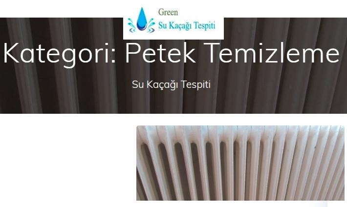 İstanbul Petek Temizleme Firması