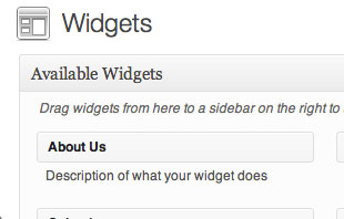Creating a Custom WordPress Widget with Widget Options