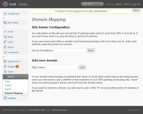 DomainMapping
