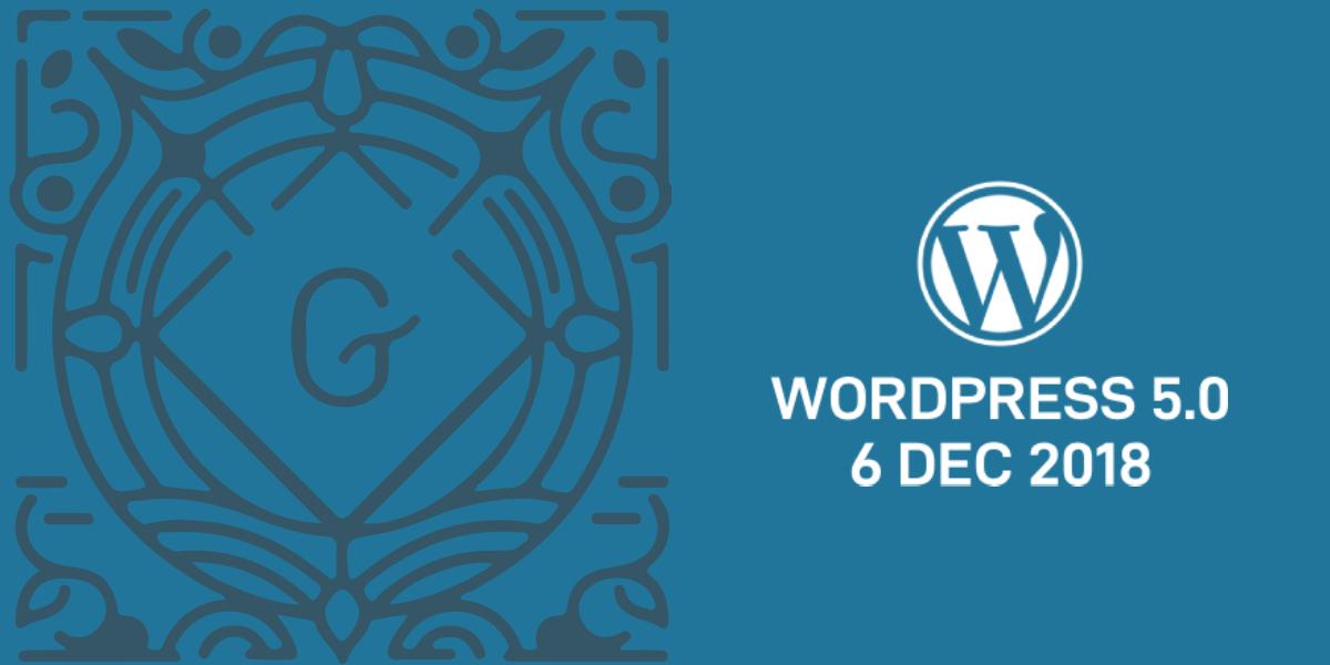 [Updated] WordPress 5.0 Release Date is Scheduled