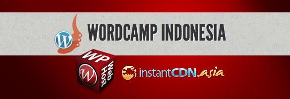 Meet Us at WordCamp Indonesia 2011
