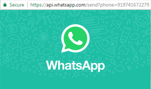 Send Whats App message without save Mobile number in your Mobile