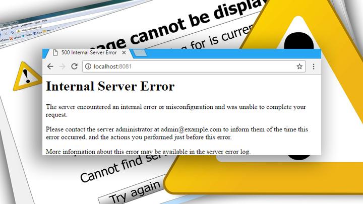 How To Fix 500 Internal Server Error In WordPress Websmartz