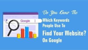 Find Your Website On Google