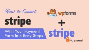How to Connect Stripe with Your Payment Form in 4 Easy Steps