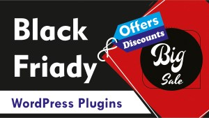 Black-Friday deals wordpress plugin