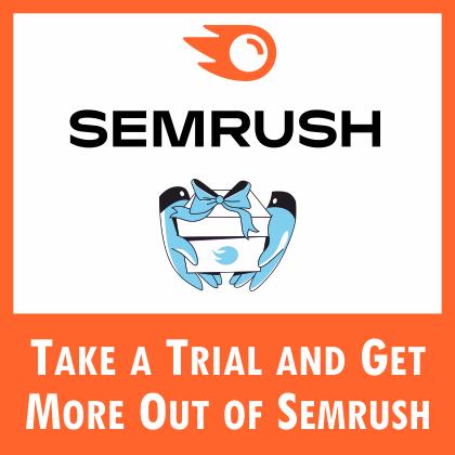sermrush trail coupon