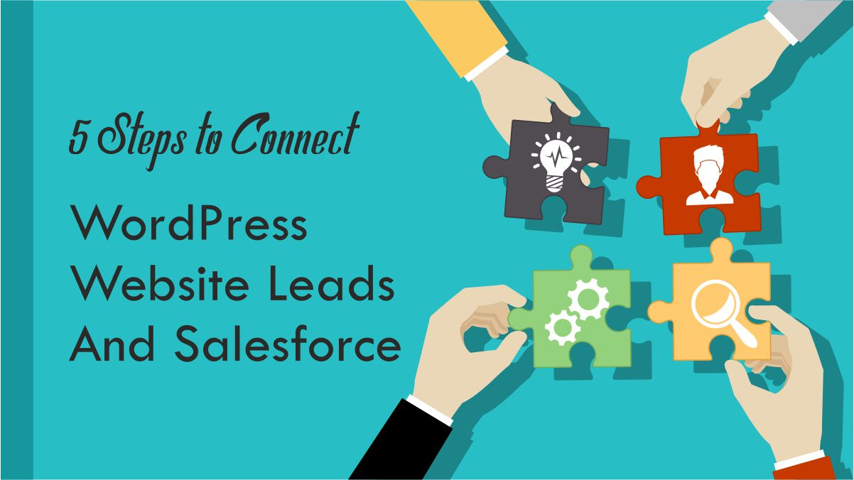 You are currently viewing 5 Steps to Connect WordPress Website Leads And Salesforce
