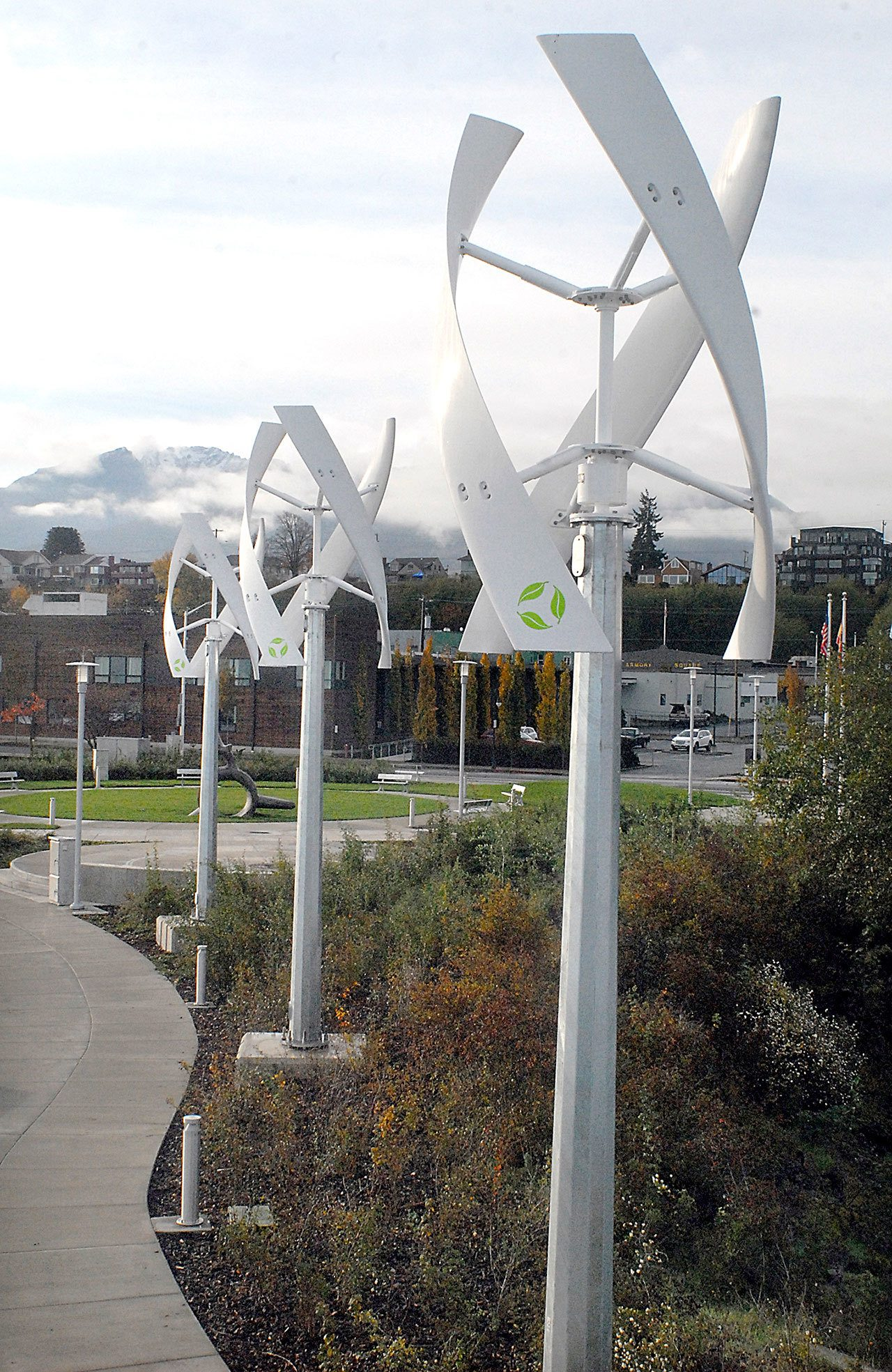Numbers Vary On Turbine Electrical Generation Intent Not