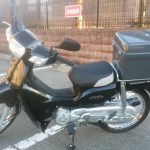 通勤用のセカンドバイクとして買ったスーパーカブ110について!