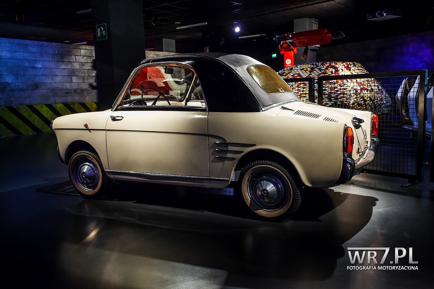 Autobianchi Bianchina 500 Convertible