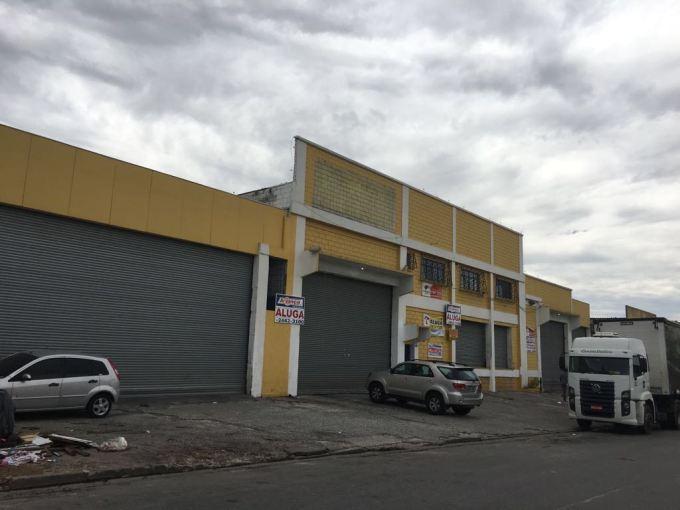 BRA- Galpão Comercial em Guarulhos -SP