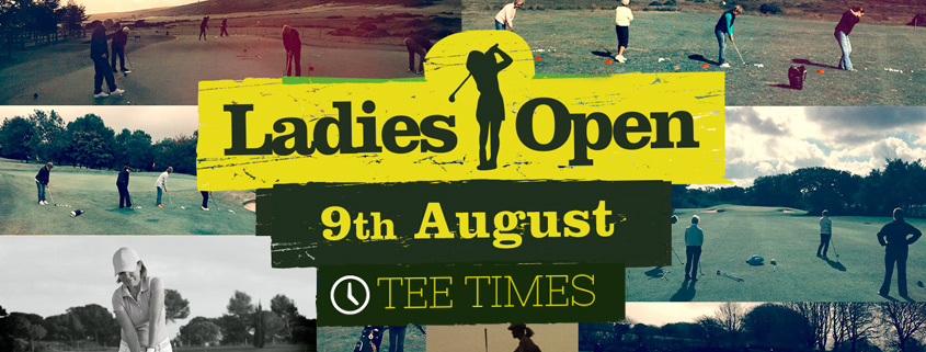 Ladies-open-tee-times