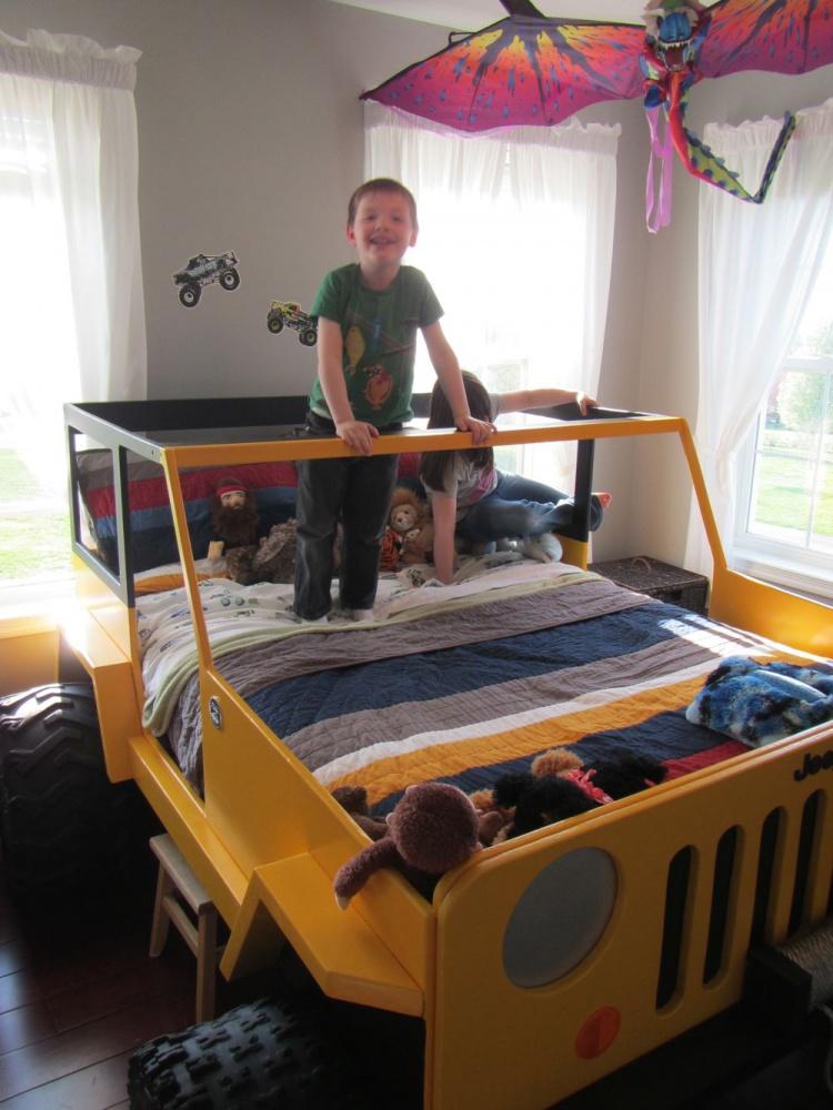 Jeep Car Bed : Wrangler, Forum