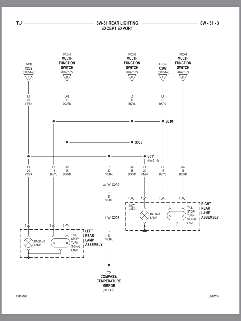 medium resolution of wiring guide or diagram jeep wrangler tj forum 1999 jeep wrangler wiring diagram 0541804e 18ef 45f6