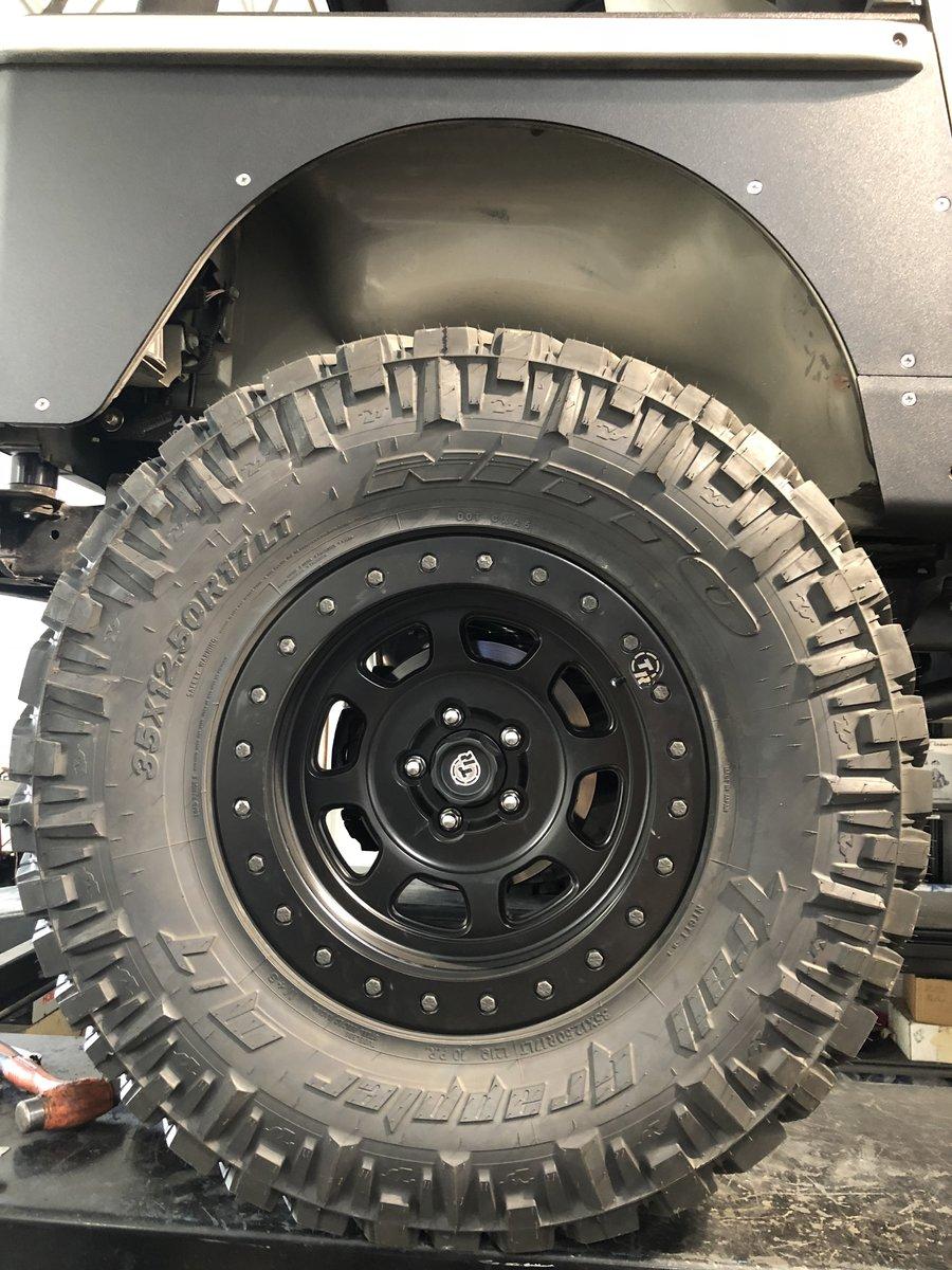 Jeep Wheel Bolt Pattern : wheel, pattern, Wheels, (5x5.5, Pattern), Wrangler, Forum