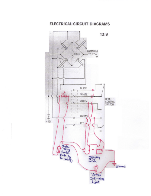 small resolution of 5 pin winch controller in cab wiring jeep wrangler tj forumlight switch wiring diagram on 12