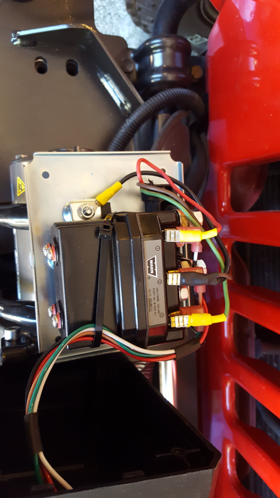Warn Winch Controller Wiring Diagram Warn Winch Remote Wiring Warn