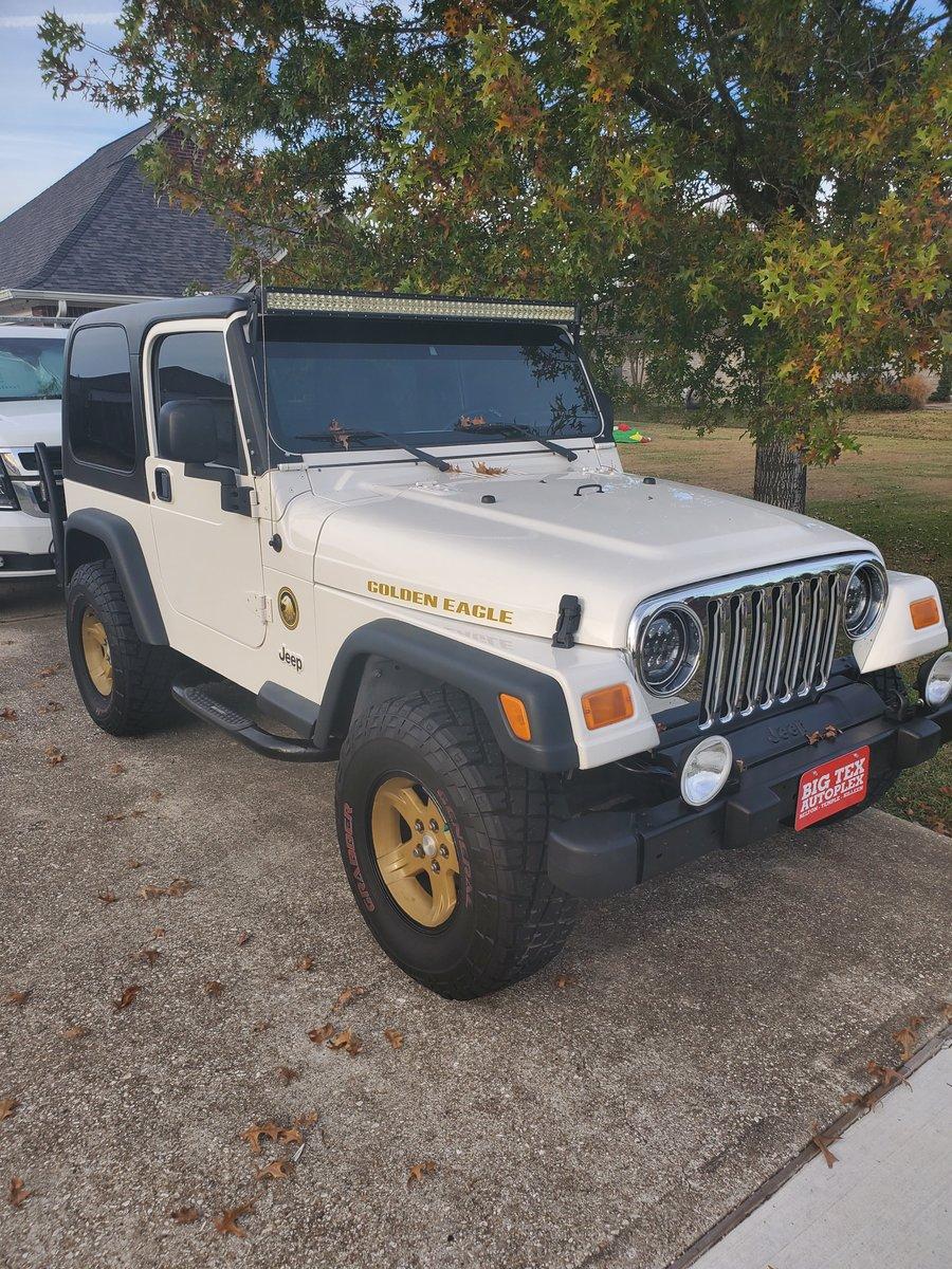 Jeep Dealership Golden : dealership, golden, Golden, Eagle, Edition, Wrangler, Forum