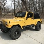 If You Got New Fender Flares Would You Paint Them Jeep Wrangler Tj Forum