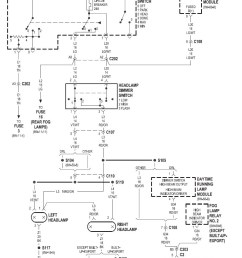 in the above diagram i believe the upper reference to the drl module is just showing where the module is getting power from the lower module gives us a  [ 780 x 1042 Pixel ]