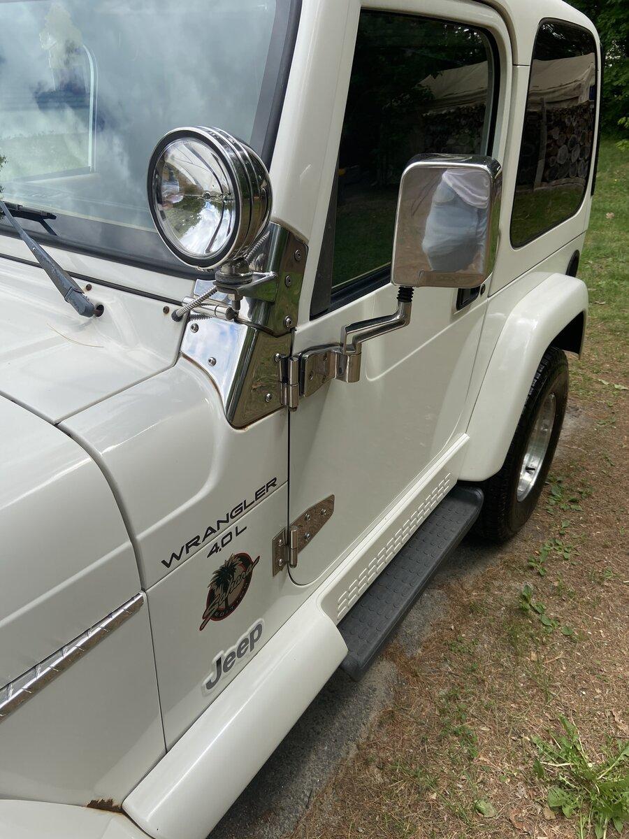 1998 Jeep Wrangler Soft Top : wrangler, Hampshire, White, Wrangler, Sahara, Forum