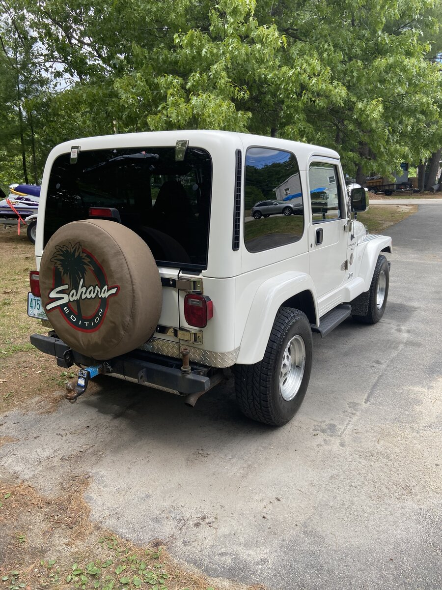 Jeep 1998 Wrangler Products | Bestop