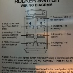 On Off Switch Wiring Diagram For Bt Extension Socket Winch Rocker Jeep Wrangler Tj Forum
